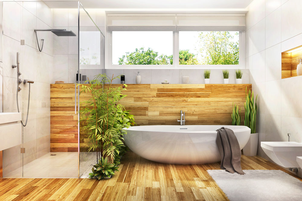understand why should use engineered flooring for your home bathroom