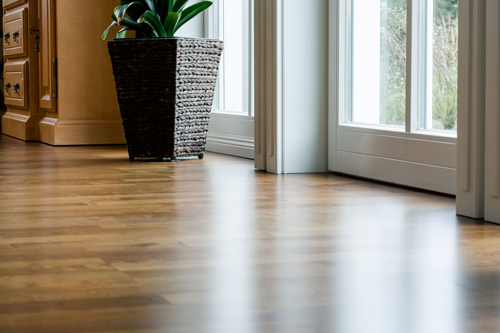 tips on how to make your laminate flooring shine